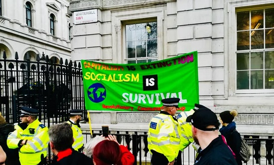London Climate Strike 15 March 2019