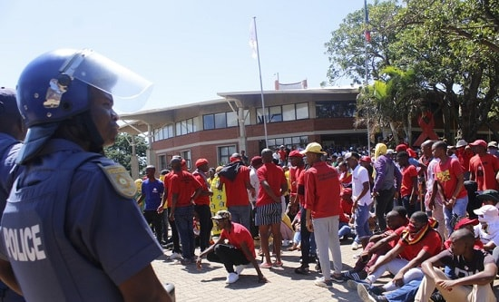 February 2019 SA student protest min