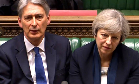 Philip Hammond accused of hindering Brexit