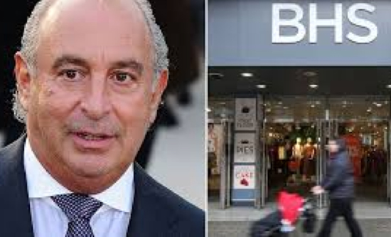 Sir Phillip Green BHS