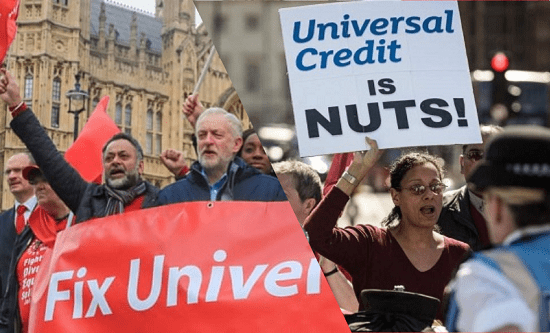 Universal Credit: a mechanism to slash benefits by the back door