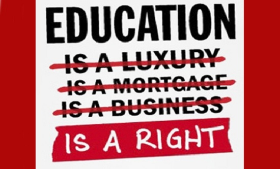 Education Is A Right2