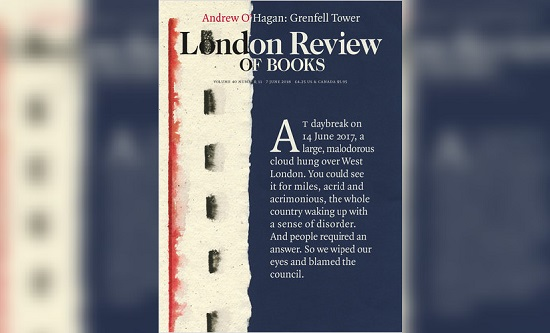 The Tower: London Review of Books, 7 June 2018
