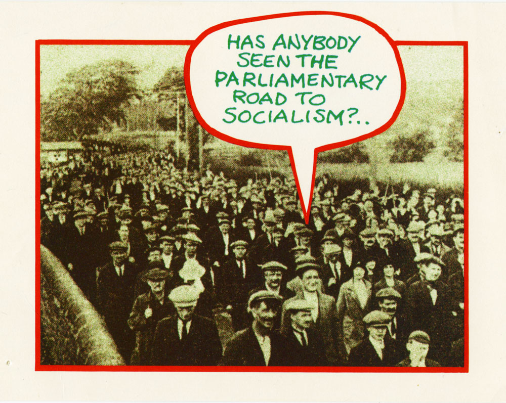 Parliamentary road to socialism