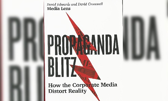 Propaganda Blitz by David Edwards and David Cromwell