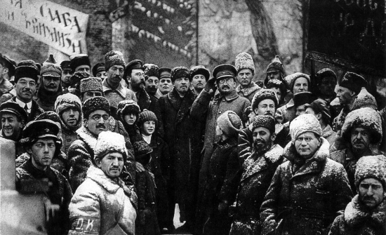 Lenin and the Bolshevik Party