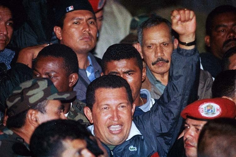 chavez april13 2002