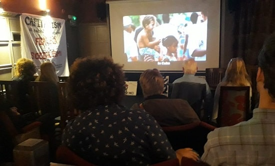 Screening of ¡Salud! by Nottingham RCG