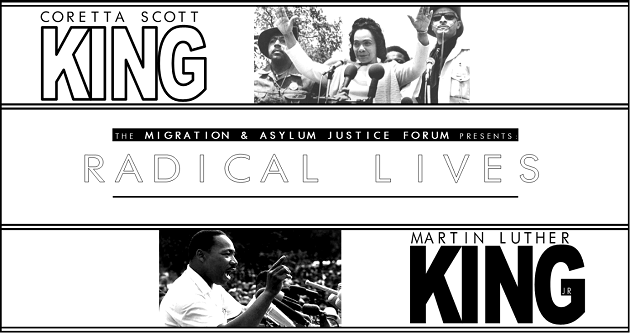 Radical Lives: Coretta Scott King | Martin Luther King Jr