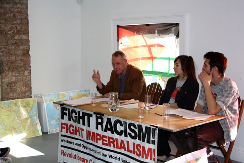 Getting to Grips with Imperialism - FRFI Northeast Hold 'Britain's Hidden War's' Public Meetings