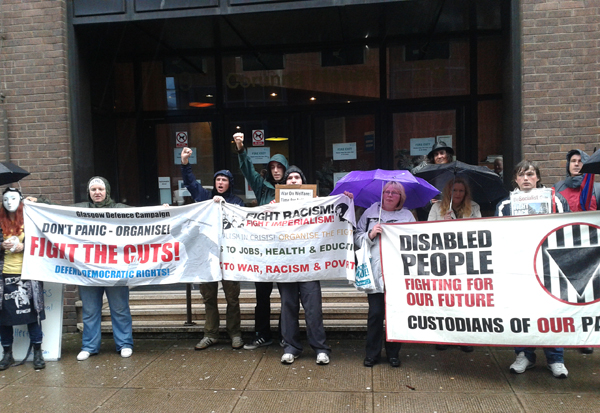 Actions Against Atos in Glasgow