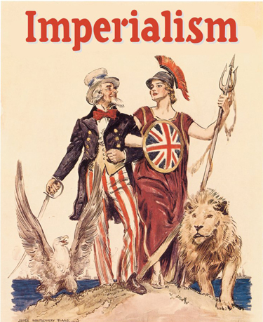american imperialism in the 19th and The imperialism of the late nineteenth and early twentieth centuries was  in  1971, robert w tucker, professor of american foreign policy at.
