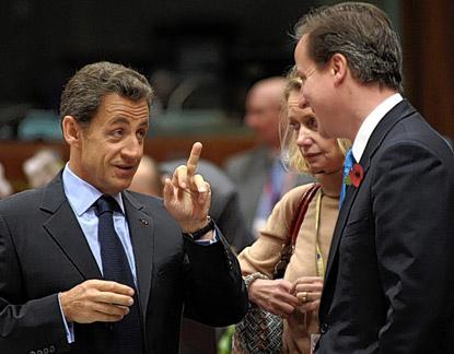 European imperialism tightens its grip