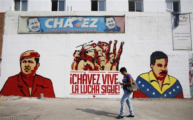 Chavez Lives! the struggle continues!