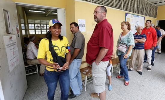 Over 3 million PSUV activists voted in the historic elections (AVN)