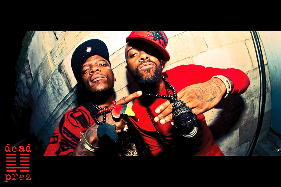 Dead Prez interview with Fight Racism! Fight Imperialism!