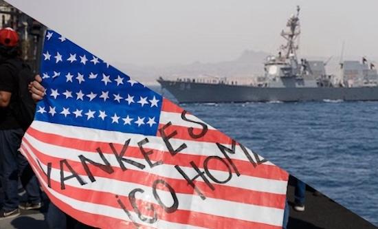 USS Nitze off the coast of Venezuela, 2019 (photo: US Navy)